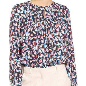 NWT Paul Joe  Lip Print Top Long sleeves